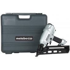 Гвоздезабивной пистолет (нейлер) пневматический отделочный Metabo HPT NT65MA4 [15_ga]
