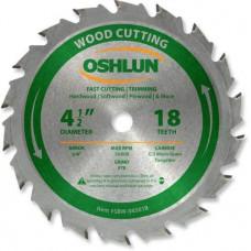 Диск пильный по дереву Oshlun sbw-045018