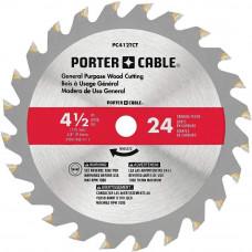 Диск пильный по дереву PORTER-CABLE pc412tct