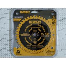 Диск пильный по дереву Dewalt dw3194