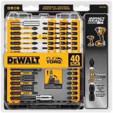 Набор бит в кейсе Dewalt DWA2T40IR (Impact Ready)