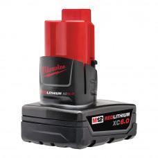 Аккумулятор Milwaukee M12 48-11-2460 / B6 (6,0ач)