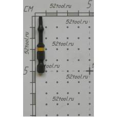 Бита Dewalt T15 - 50мм (Impact Ready)