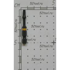 Бита Dewalt T20 - 50мм (Impact Ready)