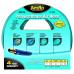 Шланг для пневмоиструмента Amflo 12-100E Blue [30,4м]
