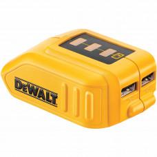 Адаптер USB Dewalt dcb090