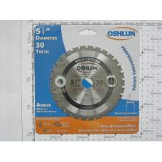 Диск пильный по металлу Oshlun sbf-054030